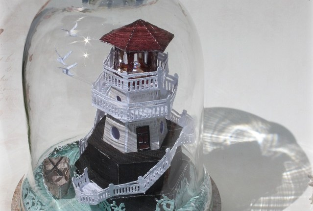 Miniature Prima Lighthouse 5