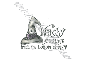 Witchy greetings_Vilda Stamps
