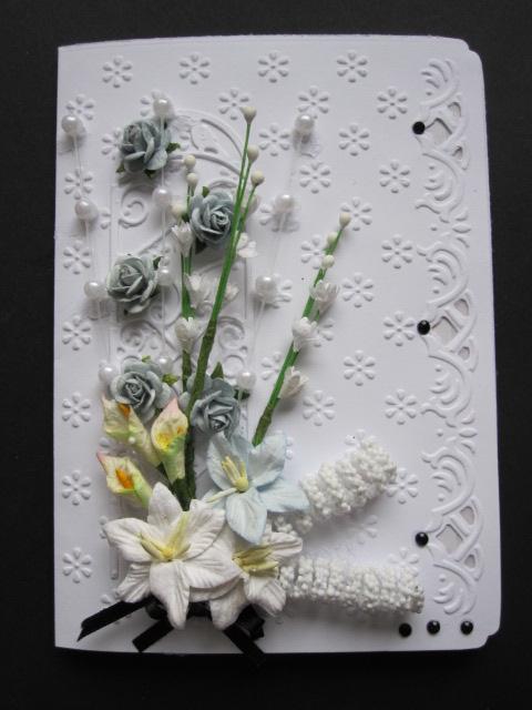 Blomsterkort - Maryann Laursen, Danmark