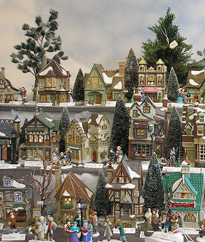 Dept 56 Villages