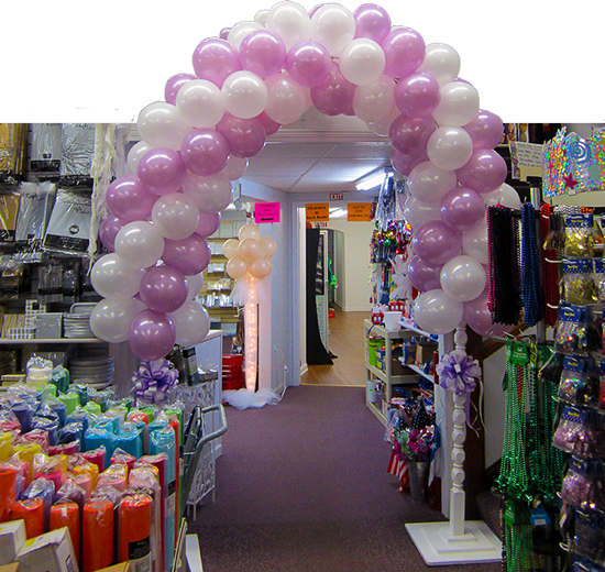 Balloon Arch in Party Supplies