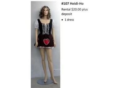 107 Heidi-Ho