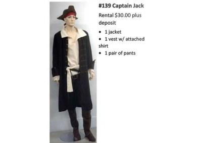 139 Captain Jack