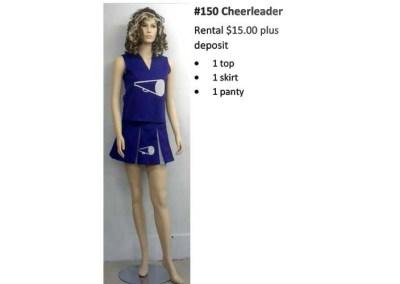150 Cheerleader