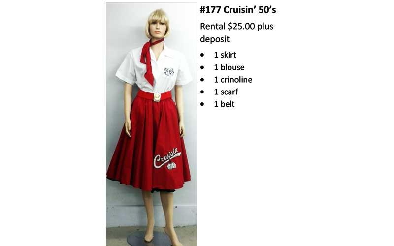 177 Cruisin' 50's