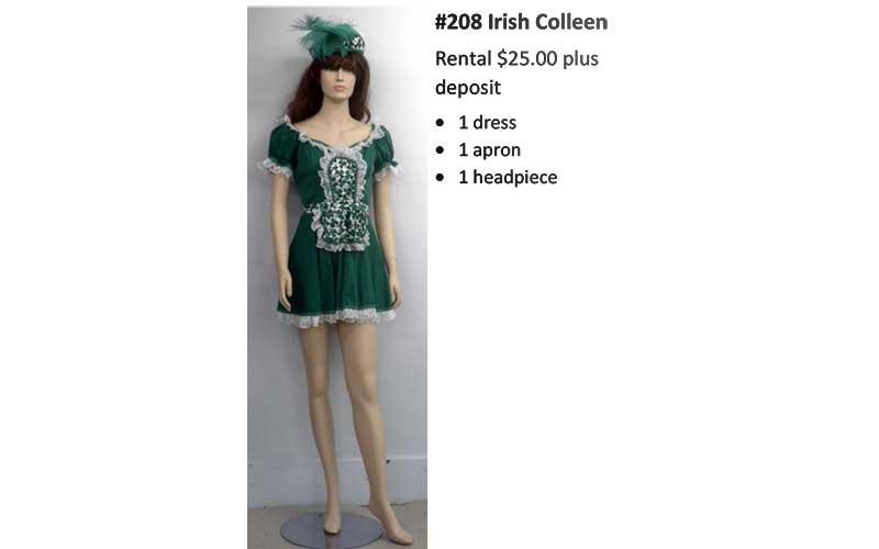 208 Irish Colleen