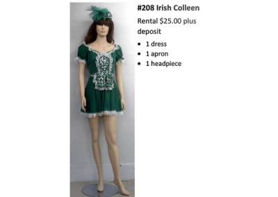 208 Irish Colleen