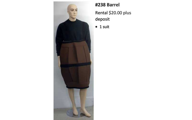 238 Barrel