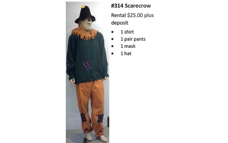 314 Scarecrow
