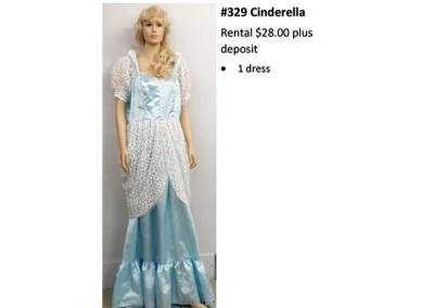 329 Cinderella