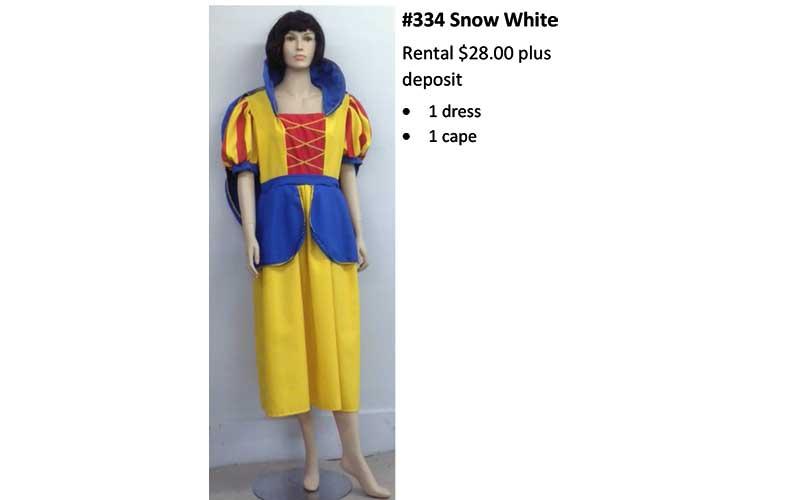 334 Snow White