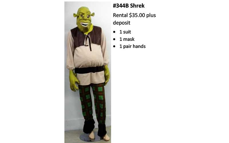 344B Shrek