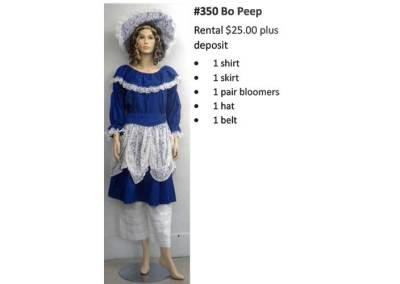 350 Bo Peep