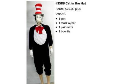 358B Cat in the Hat