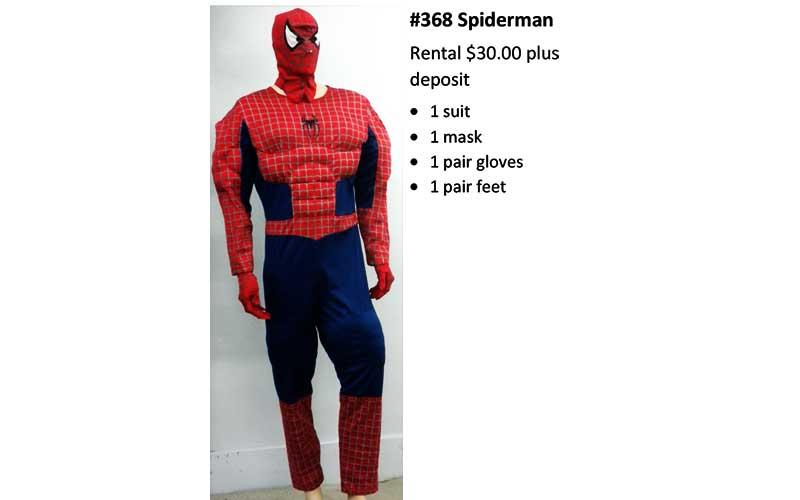 368 Spiderman