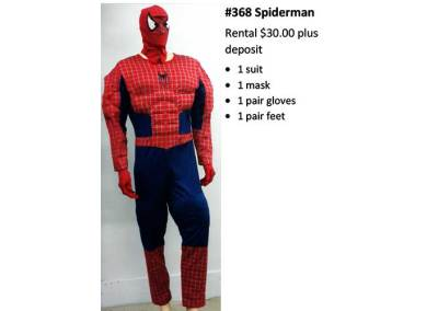 368 Spiderman