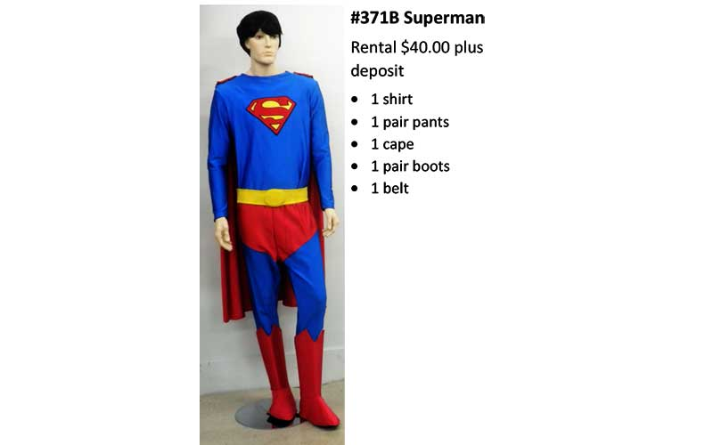 371B Superman
