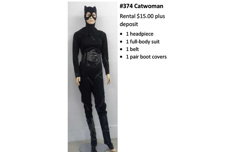 374 Catwoman