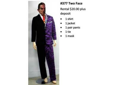 377 Two Face