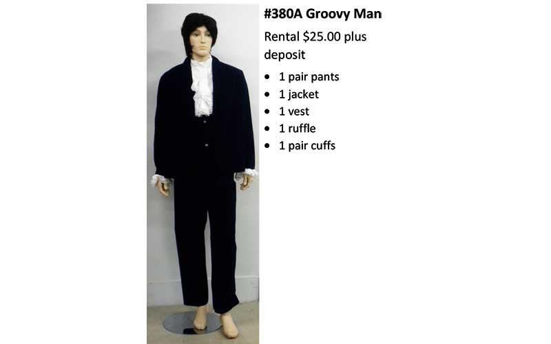 380A Groovy Man