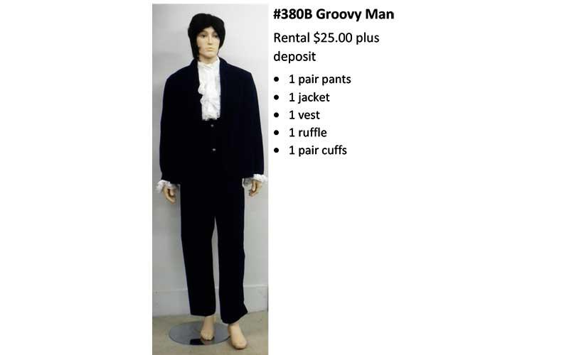 380B Groovy Man