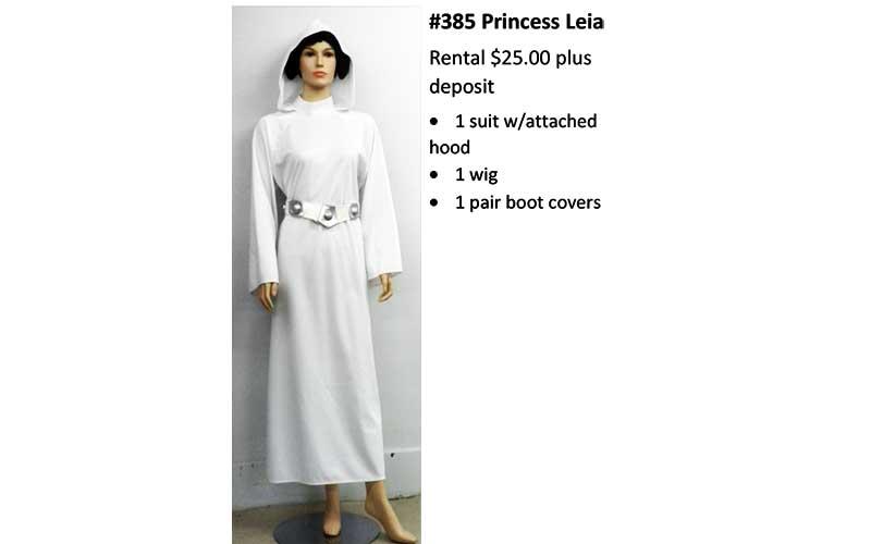 385 Princess Leia