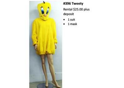 396 Tweety