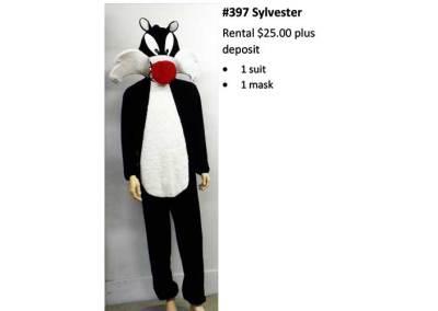 397 Sylvester