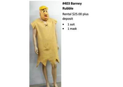 403 Barney Rubble