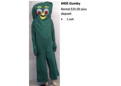 405 Gumby