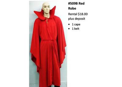 509B Red Robe