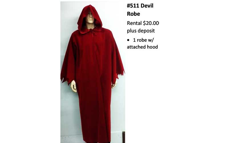 511 Devil Robe