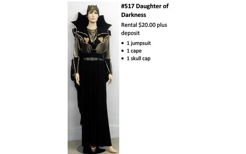 517 Daughter of Darkness