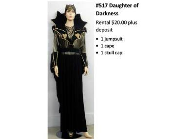 517 Daughter of Darkness