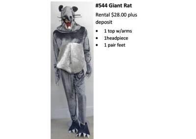 544 Giant Rat