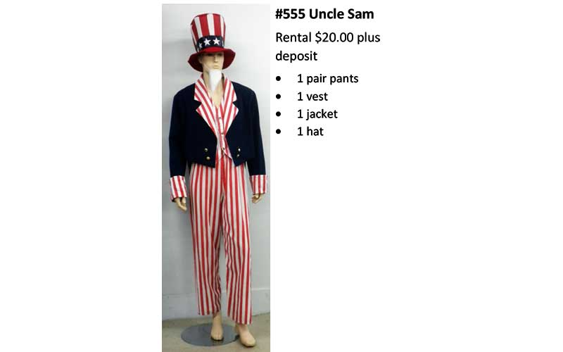 555 Uncle Sam