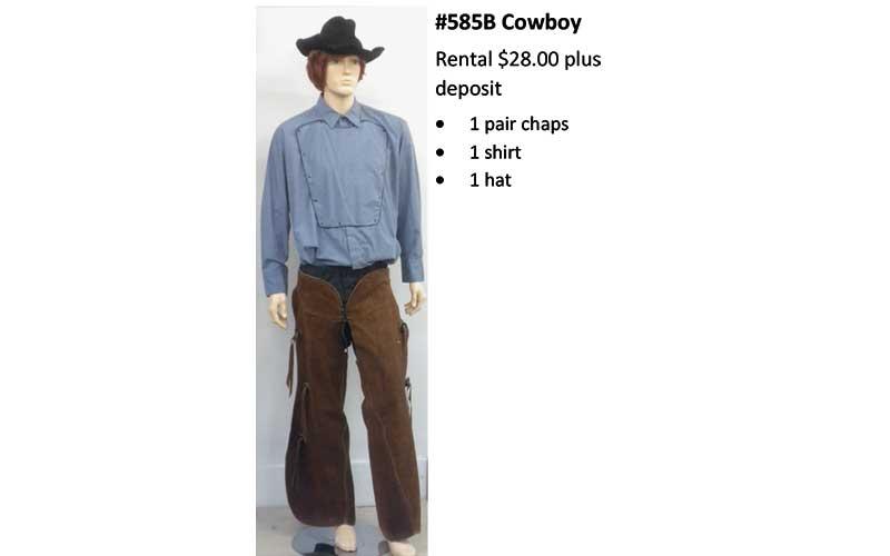 585B Cowboy