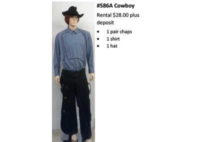 586A Cowboy