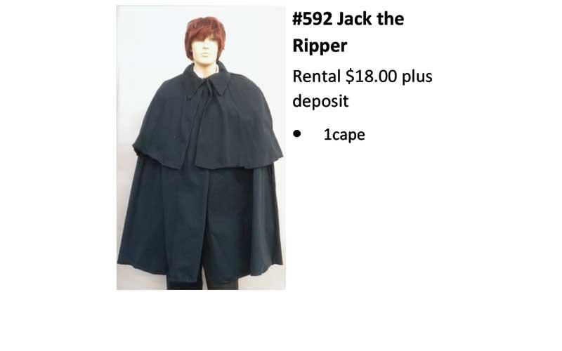 592 Jack the Ripper