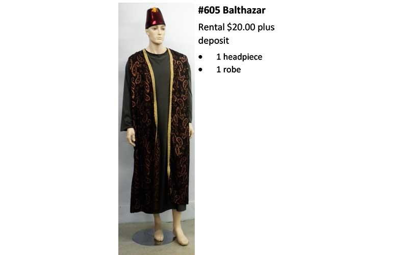 605 Balthhazar