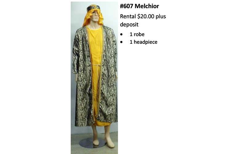 607 Melchior