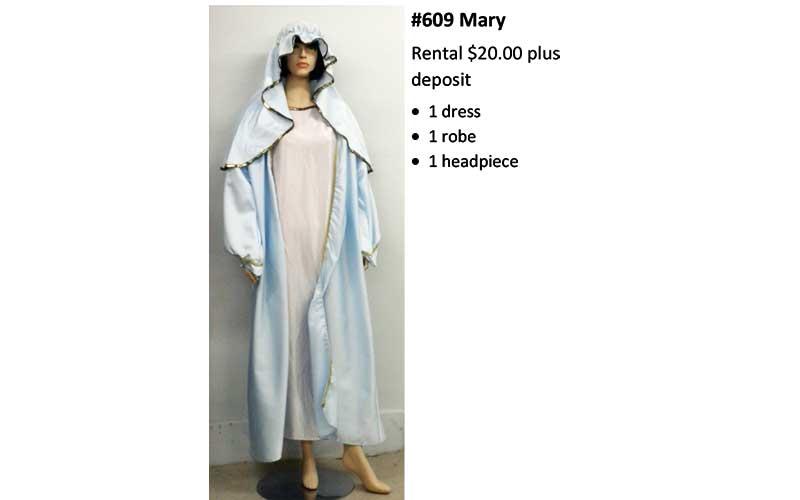 609 Mary