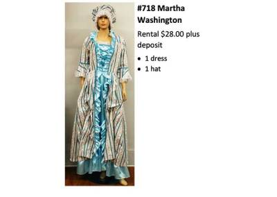 718 Martha Washington