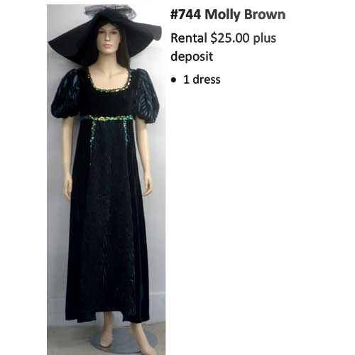 744 Molly Brown