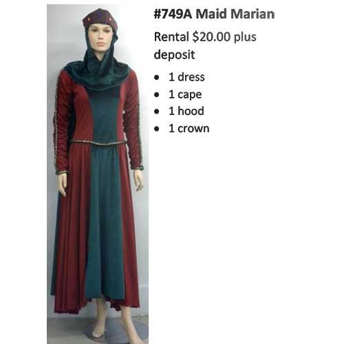 749A Maid Marian