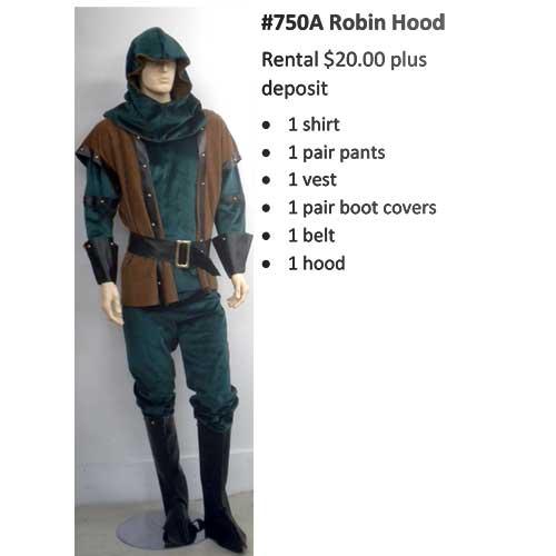 750A Robin Hood