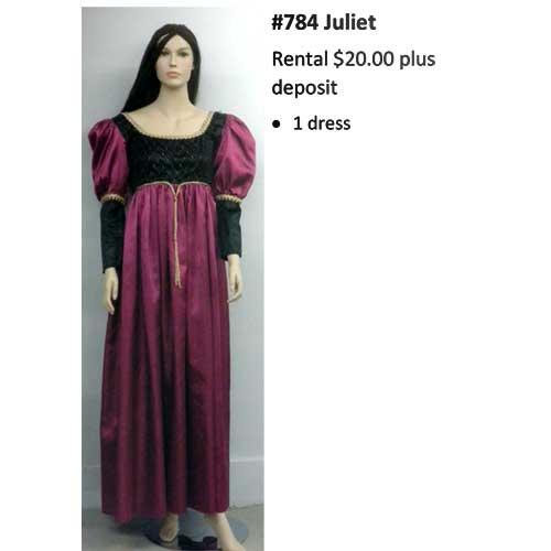 784 Juliet