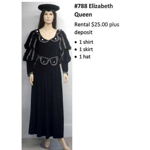 788 Elizabeth Queen