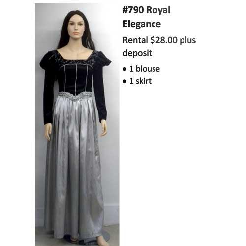 790 Royal Elegance