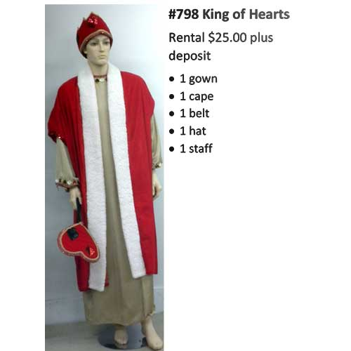 798 King of Hearts